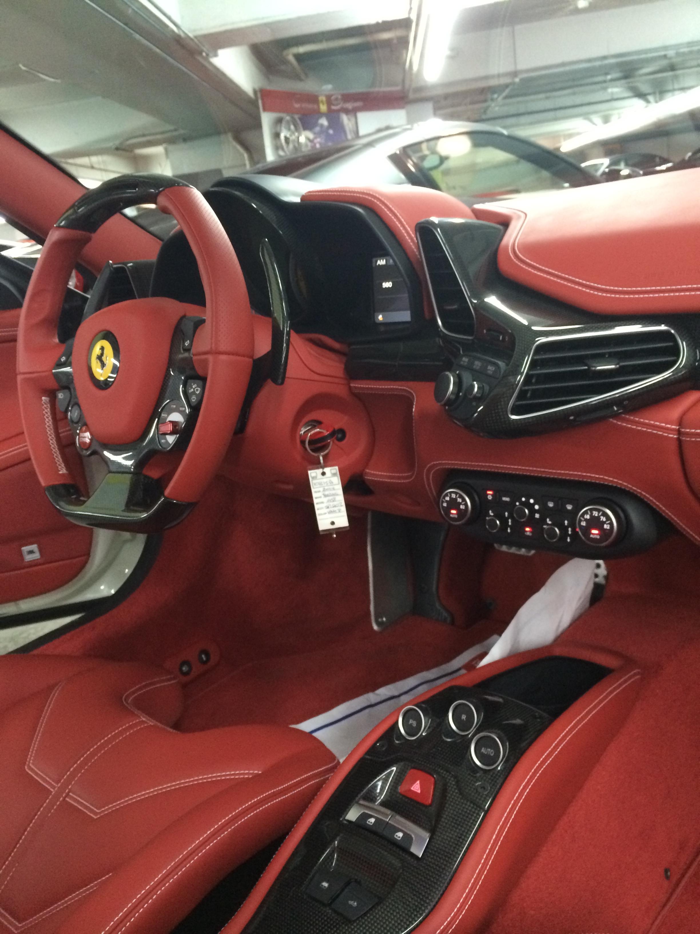 Ferrari Red California
